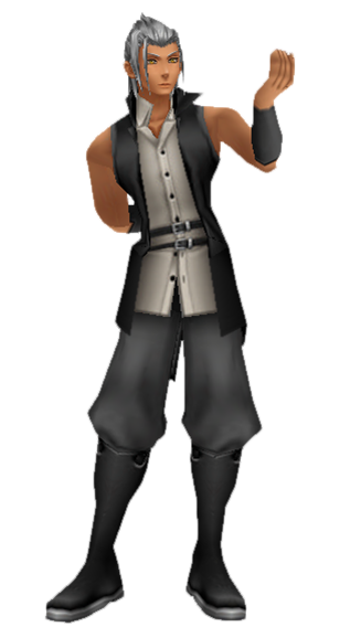 Image - Young Master Xehanort.png - Xehanort Wiki