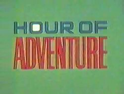 Hour of adventure title