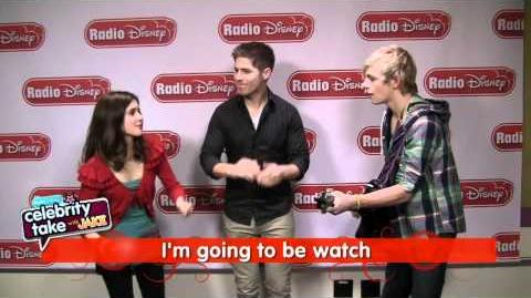 Ross lynch and laura marano from disney channel s austin ally