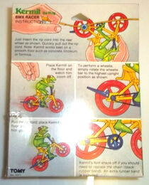 Tomy bmx racer 2