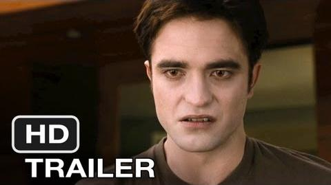 The Twilight Saga Breaking Dawn Part 1 (2011) Tease of the Trailer - HD Movie