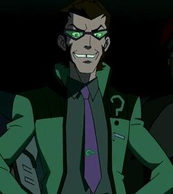 The Riddler Young Justice