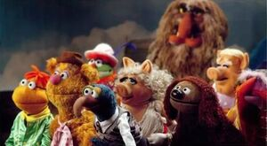 Muppet group 2011