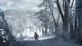 Assassin&#39;s creed 3 snow