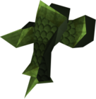 Guthix vambraces detail