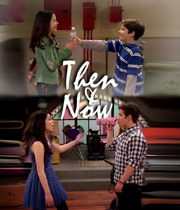 Then & Now Two, by CreddieCupcake