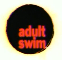 Old Adult Swim Logo