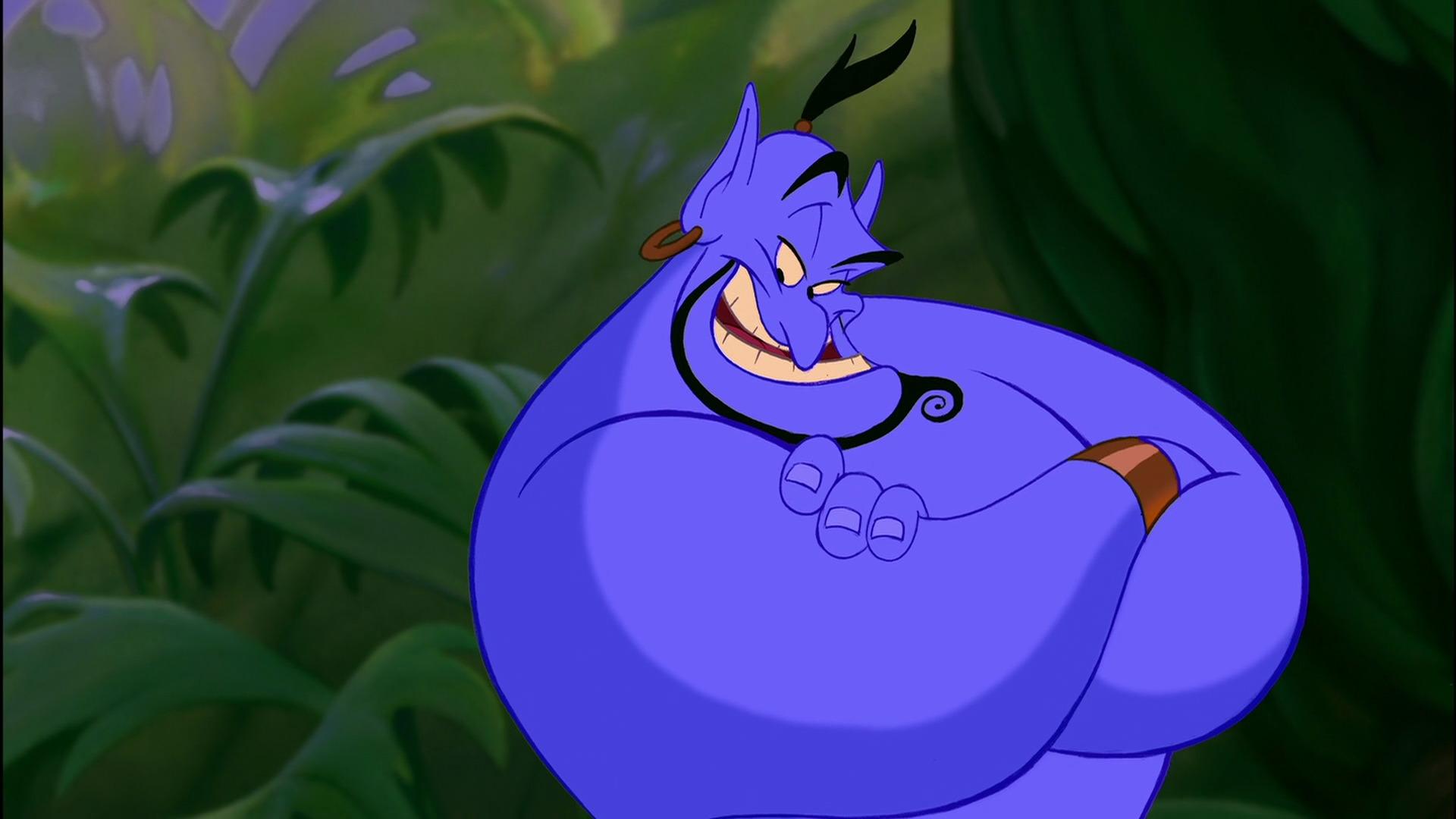 Génie Aladdin3192