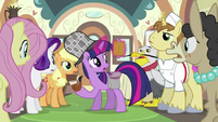 Twilight&#39;s deduction S2E24