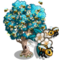 Bumble Bee Tree-icon
