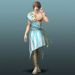 ZhongHui-DW7-DLC-Jin Fairytale Costume