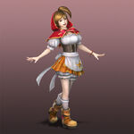 Xioaqiao-DW7-DLC-Wu Fairytale Costume