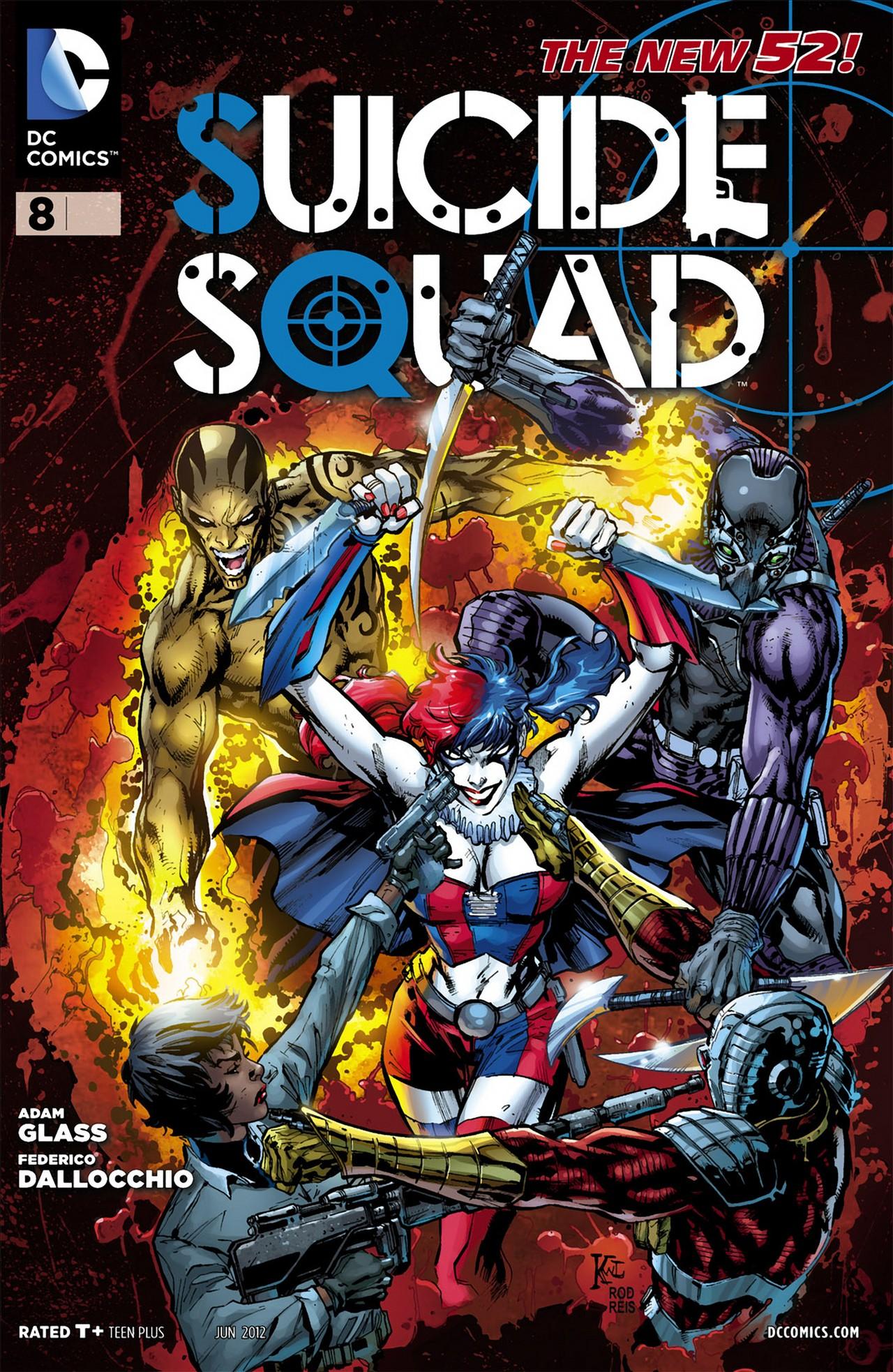 suicide squad volume 4 batman wiki. Black Bedroom Furniture Sets. Home Design Ideas