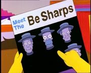 The Be-Sharps album