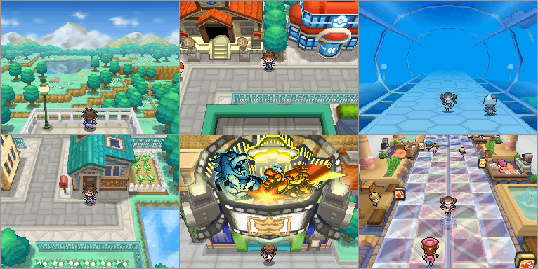 [Hilo Oficial] Pokemon Blanco/Negro 2 B2W2_Lugares