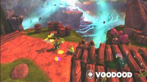 Skylanders Spyro's Adventure - Voodood Preview Trailer (Axe First, Questions Later)