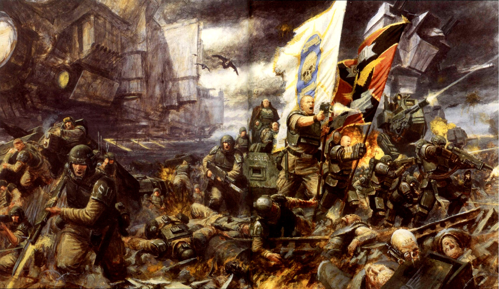 Astra militarum organizational and doctrinal analysis thread 40k the tyrok fields picture fandeluxe Choice Image