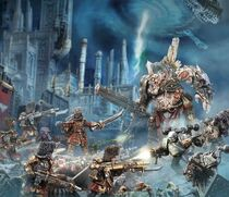 Fall of Medusa V Vostroyan