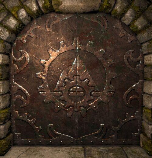 Iron Doors Legend Of Grimrock Wiki