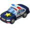 Car detectivecruiser icon