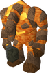 Lava titan