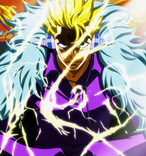 Laxus Lightning