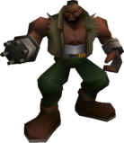 Barret-ffvii-battle