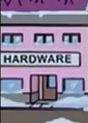 Hardware downtown