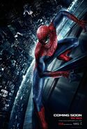 Amazing Spider-Man theatrical poster 01
