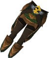 Bandos chaps detail