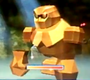 Gold golem