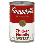 Campbells condensed chicken noodle