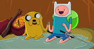 Clean Finn and Jake