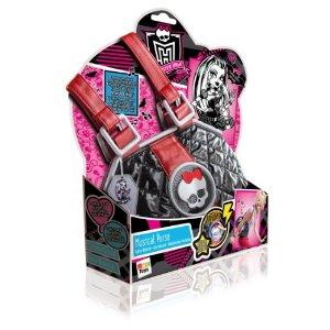 """Музыкальная сумочка  """"Школа Монстров  """" - такой стильный аксессуар для юной любительницы знаменитого мультфильма Monster."""