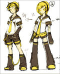 Kagamine Len concept