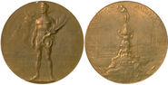 Antwerp 1920 Gold