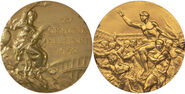 Helsinki 1952 Gold