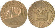 Innsbruck 1964 Gold