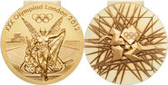 London 2012 Gold