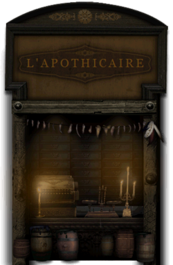 Boutique de l&#39;apothicaire