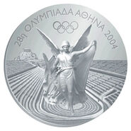 Athens 2004 Silver