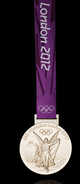 London 2012 Silver