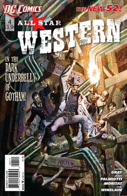 All Star Western Vol 3-4 Cover-1