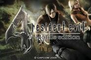 Resident Evil 4 Mobile Edition