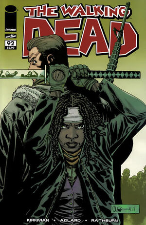 Walking Dead Vol 1 92