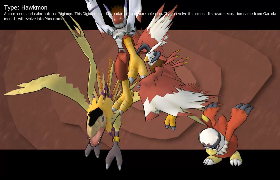 Hawkmon - Digimon Masters Online Wiki - Take a step into the Digital ...
