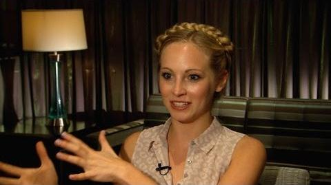 "Candice Accola to Kill Off ""Diaries"" Costar?"
