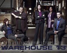 Tv warehouse 13 01