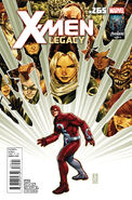 X-Men Legacy Vol 1 265