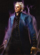 Super Vergil costume